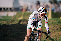 CX World Champion Sanne Cant (BEL)<br /> <br /> Superprestige Ruddervoorde 2018 (BEL)