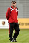 Hoffenheim 05.09.2008, Oberliga TSG 1899 Hoffenheim - VfR Mannheim, Rafael Sanchez Trainer VfR Mannheim<br /> <br /> Foto &copy; Rhein-Neckar-Picture *** Foto ist honorarpflichtig! *** Auf Anfrage in h&ouml;herer Qualit&auml;t/Aufl&ouml;sung. Belegexemplar erbeten.