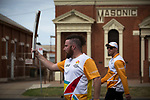 Batonbearer Robert Foran carrying the Baton as the Queen's Baton Relay travelled to Echuca. From 25 January to 2 March 2018, the Queen's Baton will visit every other state and territory before Queensland. As the Queen's Baton Relay travels the length and breadth of Australia, it will not just pass through, but spend quality time in each community it visits, calling into hundreds of local schools and community celebrations in every state and territory. The Gold Coast 2018 Commonwealth Games (GC2018) Queen's Baton Relay is the longest and most accessible in history, travelling through the Commonwealth for 388 days and 230,000 kilometres. After spending 100 days being carried by approximately 3,800 batonbearers in Australia, the Queen's Baton journey will finish at the GC2018 Opening Ceremony on the Gold Coast on 4 April 2018.