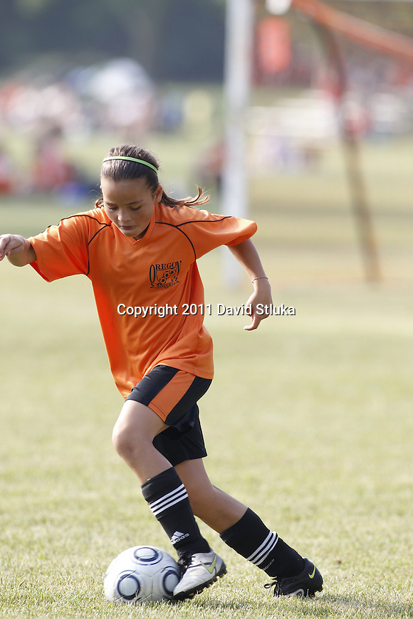 The 2011 Oregon Internationale Soccer Tournament in Oregon, Wisconsin on July 10, 2011. (Photo by David Stluka)