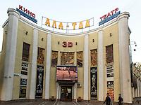 Kino Ala Too, Bishkek, Kirgistan, Asien<br /> MovieHouse Ala Toe, Bishkek, Kirgistan, Asia