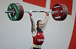 Weightlifting - Mens 62kg - Day 2