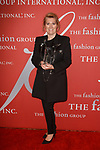 Marie-Claire Daveu for Kering receives the Sustainability award at The Fashion Group International's Night of Stars 2017 gala at Cipriani Wall Street on October 26, 2017.