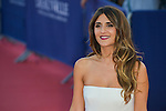 Geraldine Nakache arrives at the 'Mr Holmes' Premiere red carpet during the 41st Deauville American Film Festival on September 10, 2015 in Deauville, France