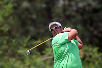 Kiradech Aphibarnrat (THA) on the 6th during Round 4 of the 2013 Avantha Masters, Jaypee Greens Golf Club, Greater Noida, Delhi, 17/3/13..(Photo Jenny Matthews/www.golffile.ie)