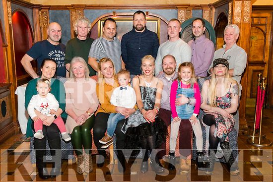 Sasha Karaivanova from Killarney celebrated her 40th birthday surrounded by friends and family in the Avenue Hotel, Killarney last Friday night.