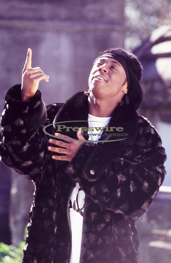 Lil Wayne shooting a video in New Orleans grave yard.  Photo credit:  Presswire News/Elgin Edmonds