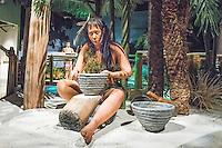 Marco Island Historical Museum, Marco Island, Florida, USA. Feb. 12, 2015... Photo/Debi Pittman Wilkey