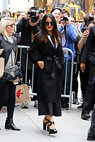 www.acepixs.com<br /> <br /> June 7 2017, New York City<br /> <br /> Actress Salma Hayek made an appearance at AOL Build on June 7 2017 in New York City<br /> <br /> By Line: Zelig Shaul/ACE Pictures<br /> <br /> <br /> ACE Pictures Inc<br /> Tel: 6467670430<br /> Email: info@acepixs.com<br /> www.acepixs.com