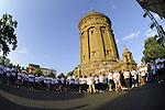 Messe und Schweinehundelauf MLP Marathon 07.06.2013