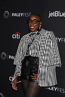 "LOS ANGELES - MAR 17:  Aisha Hinds at the PaleyFest - ""9-1-1"" Event at the Dolby Theater on March 17, 2019 in Los Angeles, CA"