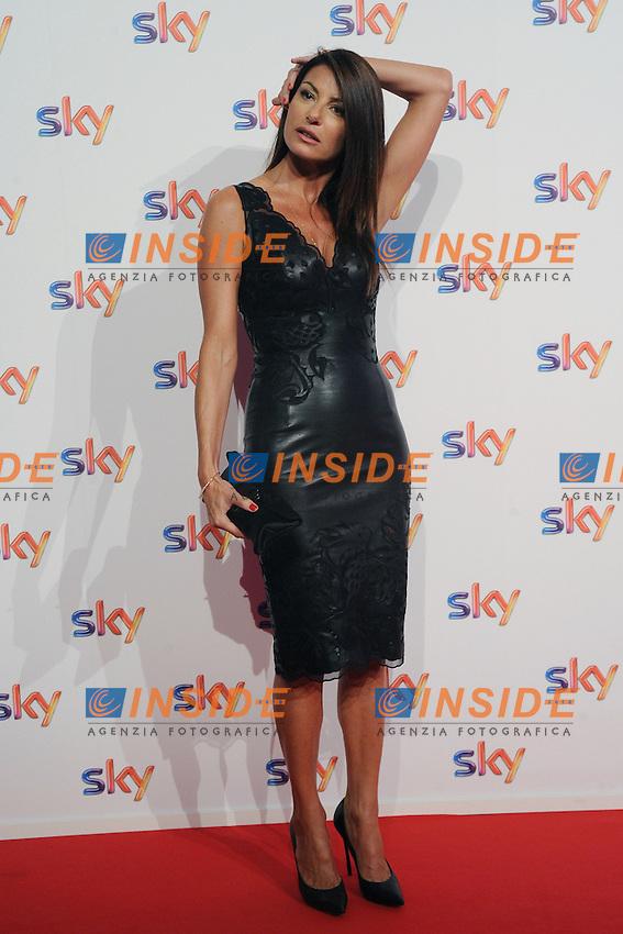 Ilaria D'Amico<br /> Milano 10/09/2014 Sky Tv / Fox Italy - 2014/2015 season presentation  <br /> foto Andrea Ninni/Image/Insidefoto