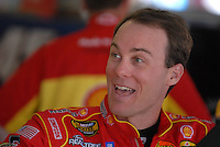 Apr 27, 2007; Talladega, AL, USA; Nascar Nextel Cup Series driver Kevin Harvick (29) during practice for the Aarons 499 at Talladega Superspeedway. Mandatory Credit: Mark J. Rebilas..