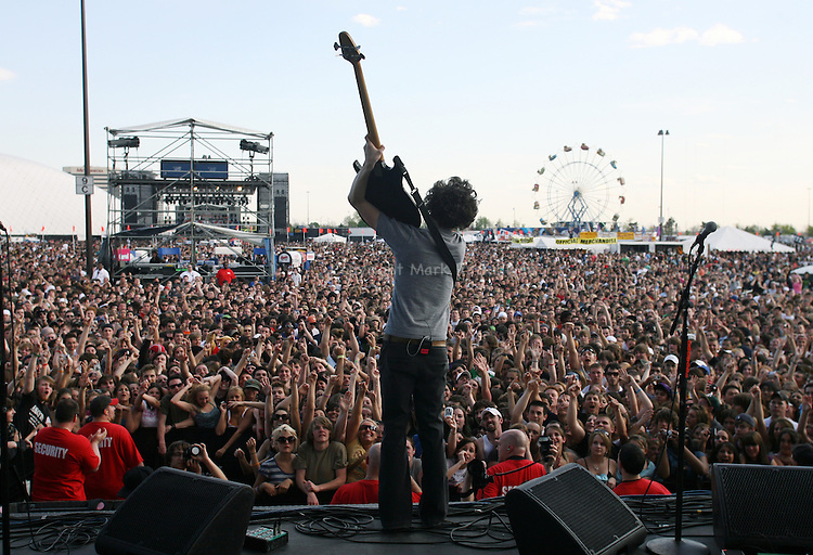 BAMBOOZLE 2007.SAT MAY 6, 2007.PHOTO: MARK R. SULLIVAN/MARKRSULLIVAN.COM © 2007..THE STARTING LINE