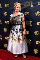 BURBANK - APR 26: Mary Beth Evans at the 42nd Daytime Emmy Awards Gala at Warner Bros. Studio on April 26, 2015 in Burbank, California