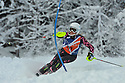 5/01/2014 slalom under 16 girls run 1