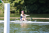 Race: 8  Event: Aspirational Lightweight 1x<br /> Crew: 141  Club: Bedford<br /> <br /> Henley Women's Regatta 2018<br /> Friday<br /> <br /> To purchase this photo, or to see pricing information for Prints and Downloads, click the blue 'Add to Cart' button at the top-right of the page.