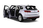 Car images of 2019 Volkswagen Touareg Business-Atmosphere 5 Door SUV Doors