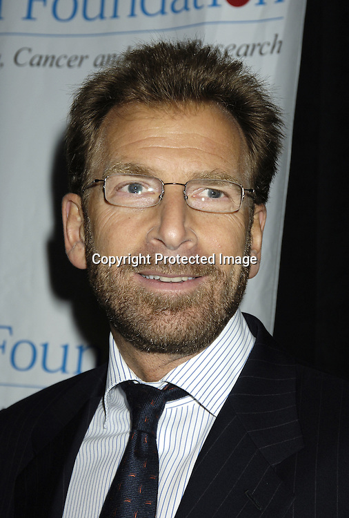 Edgar Bronfman, Jr ..at The 30th Anniversary of the  TJ Martell Foundation Gala on October 6, 2005 at The Marriott Marquis Hotel. ..Photo by Robin Platzer, Twin Images