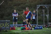 FIERLJEPPEN: BURGUM: 02-09-2017, Nationale Competitie, ©foto Martin de Jong
