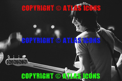 Ron Wood; Jeff Beck Group: 1968<br /> Photo Credit: Baron Wolman\AtlasIcons.com