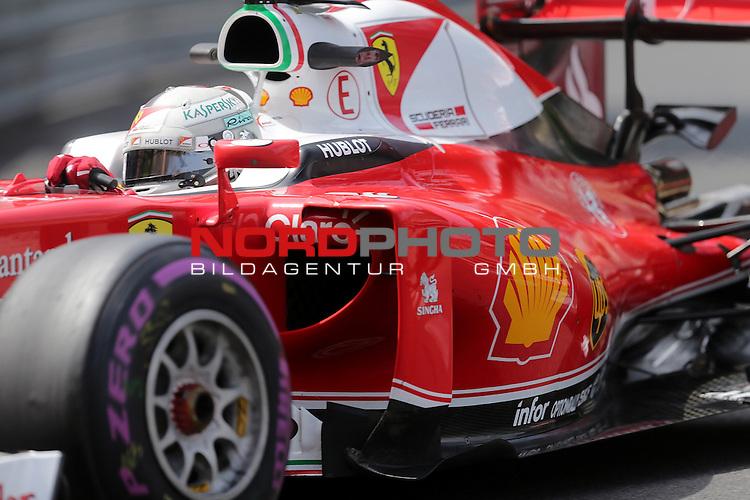 26.-29.05.2016, Circuit de Monaco, Monte Carlo, MCO, Gro&szlig;er Preis von Monaco, Monte Carlo, RACE 06,  im Bild<br /> Sebastian Vettel (GER#5), Scuderia Ferrari <br /> <br /> <br /> Foto &copy; nordphoto / Bratic