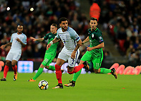 England Kyle Walker wins the ball during the FIFA World Cup 2018 Qualifying Group F match between England and Slovenia at Wembley Stadium on October 5th 2017 in London, England. <br /> Calcio Inghilterra - Slovenia Qualificazioni Mondiali <br /> Foto Phcimages/Panoramic/insidefoto