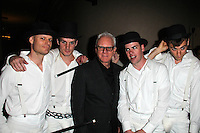 Malcolm McDowell and Droogs<br /> at &quot;A Clockwork Orange&quot; at The Malcolm McDowell Q&amp;A Screenings, Alex Theater, Glendale, CA 04-01-14<br /> David Edwards/DailyCeleb.Com 818-249-4998