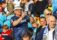 Leeds United fans take their seats before the match<br /> <br /> Photographer Alex Dodd/CameraSport<br /> <br /> The EFL Sky Bet Championship - Leeds United v Bolton Wanderers - Saturday 23rd February 2019 - Elland Road - Leeds<br /> <br /> World Copyright © 2019 CameraSport. All rights reserved. 43 Linden Ave. Countesthorpe. Leicester. England. LE8 5PG - Tel: +44 (0) 116 277 4147 - admin@camerasport.com - www.camerasport.com