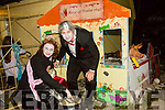 Pictured at the Halloween Festival in Knocknagoshel on Sunday night were Elaine Keane and Pat Healy
