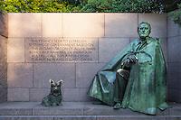 FRD memorial, Washington DC, USA