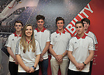 05/12/2014 - GBR Bobsleigh Youth Olympic Programme launch - BOA offices - London