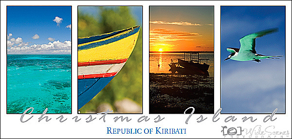 KKF11 Images of Christmas Island, Kiribati