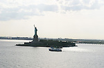 Statue of Liberty - Day 1 July 31, 2010 - So Long Springfield at Sea - A Final Farewell To Guiding Light sets sail from NYC to St. John, New Brunwsick and Halifax, Nova Scotia from July 31 to August 5, 2010  aboard Carnival's Glory (Photos by Sue Coflin/Max Photos)