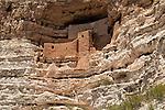 Montezuma Castle National Monument, Arizona.