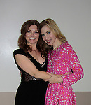 "As The World Turns' Anne Sayre went to see friend actress Christine Nagy perform ""The Dance"" on October 16, 2014 at the Manhattan Repertory Theatre, New York City, New York.  (Photo by Sue Coflin/Max Photos)"