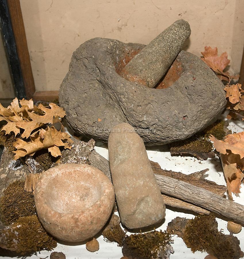 Primitive Indian Tools, Sierra Foothills CA