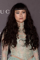 LOS ANGELES, CA - NOVEMBER 04: Asia Chow at the 2017 LACMA Art + Film Gala Honoring Mark Bradford And George Lucas at LACMA on November 4, 2017 in Los Angeles, California. <br /> CAP/MPI/DE<br /> &copy;DE/MPI/Capital Pictures
