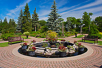 English Gardens. Assiniboine Park<br />