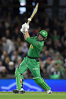 10th January 2020; Marvel Stadium, Melbourne, Victoria, Australia; Big Bash League Cricket, Melbourne Renegades versus Melbourne Stars; Ben Dunk of the Stars hits the ball - Editorial Use