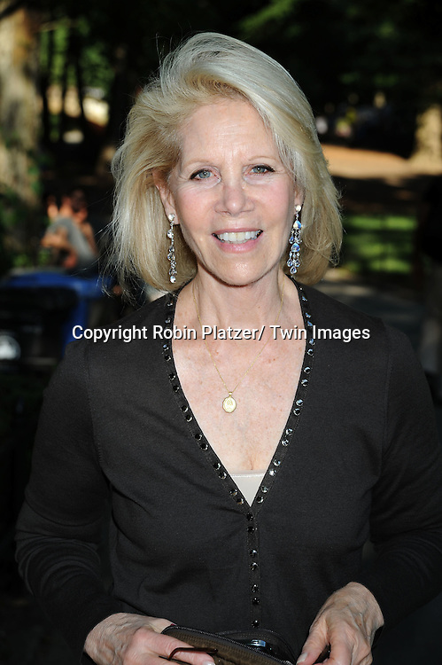 "Daryl Roth attending the Public Theatre's Annual  Gala on June 21, 2010  at the opening of ""The Merchant of Venice"" at the Delacorte Theatre in Central Park in New York City."