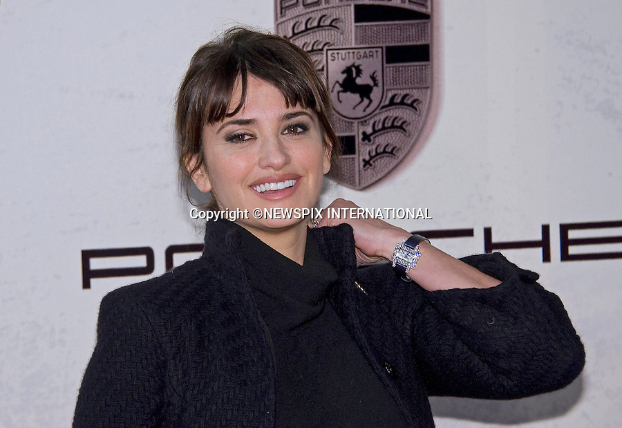 """PENELOPE CRUZ.attends the """"Volver A Nacer"""" Premiere, Madrid_11/01/2013.Mandatory Credit Photo: ©NEWSPIX INTERNATIONAL..**ALL FEES PAYABLE TO: """"NEWSPIX INTERNATIONAL""""**..IMMEDIATE CONFIRMATION OF USAGE REQUIRED:.Newspix International, 31 Chinnery Hill, Bishop's Stortford, ENGLAND CM23 3PS.Tel:+441279 324672  ; Fax: +441279656877.Mobile:  07775681153.e-mail: info@newspixinternational.co.uk"""