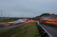 Loop 1 is a freeway which provides access to the west side of Austin, Texas. It is named Mopac Expressway after the Missouri Pacific Railroad.