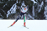 03/01/2014, Dobbiaco, Toblach - 2014 Cross Country Ski World Cup Tour de ski <br /> Marina Piller in action during the Ladies 15 km Free Pursuit in Dobbiaco, Toblach, Italy on 03/01/2014.