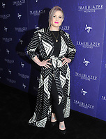 NEW YORK, NY - JUNE 22: Kelly Osbourne attends  Logo's 2017 Trailblazer Honors Awards show at Cathedral of St. John the Divine on June 22, 2017 in New York City. Photo by John Palmer/MediaPunch