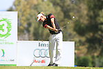 Marcel Siem (GER) tees off on the 3rd tee during the Final Day Sunday of the Open de Andalucia de Golf at Parador Golf Club Malaga 27th March 2011. (Photo Eoin Clarke/Golffile 2011)