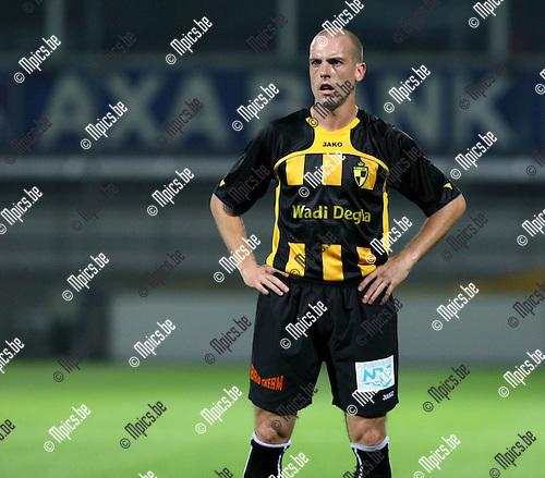 2008-09-20 / Voetbal / Lierse SK - KV Oostende / Jurgen Cavens..Foto: Maarten Straetemans (SMB)