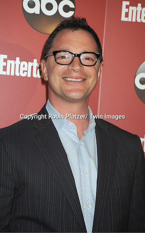 """Josh Malina of """"Scandal"""" at the Entertainment Weekly and ABC-TV Upfront Party at The General on May 14, 2013 in New York City."""