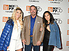 Liana Werner-Gray, John Kurdewan and Geney Kim  attend &quot;The Times of Bill Cunningham&quot;  World Premiere on October 11, 2018 at the 56th New York Film Festival in New York City, New York, USA.<br /> <br /> photo by Robin Platzer/Twin Images<br />  <br /> phone number 212-935-0770