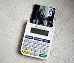 Ezio Lloyds Bank card reader online banking security device, UK